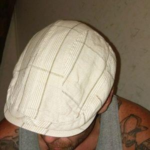 Lady's golf hat